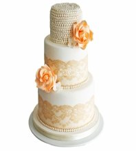 №3823 Свадебный торт