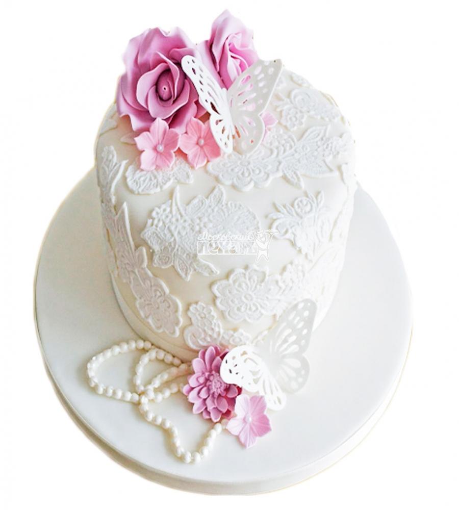 №3827 Свадебный торт
