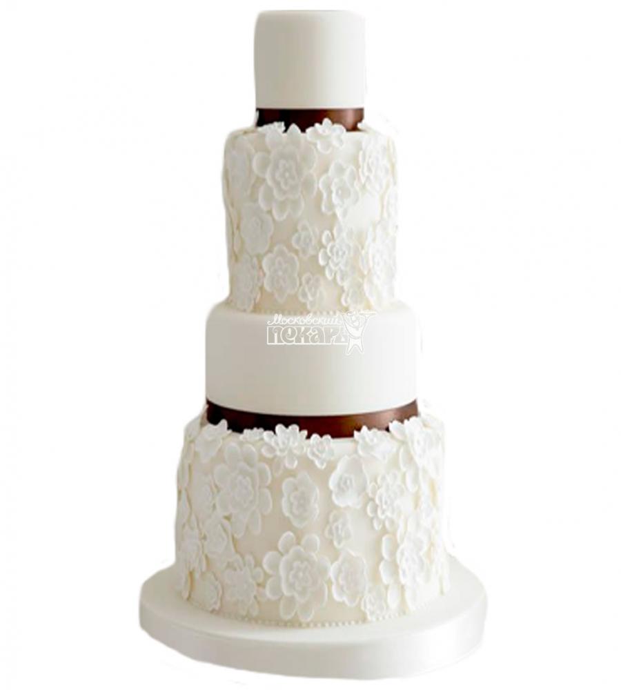 №3832 Свадебный торт