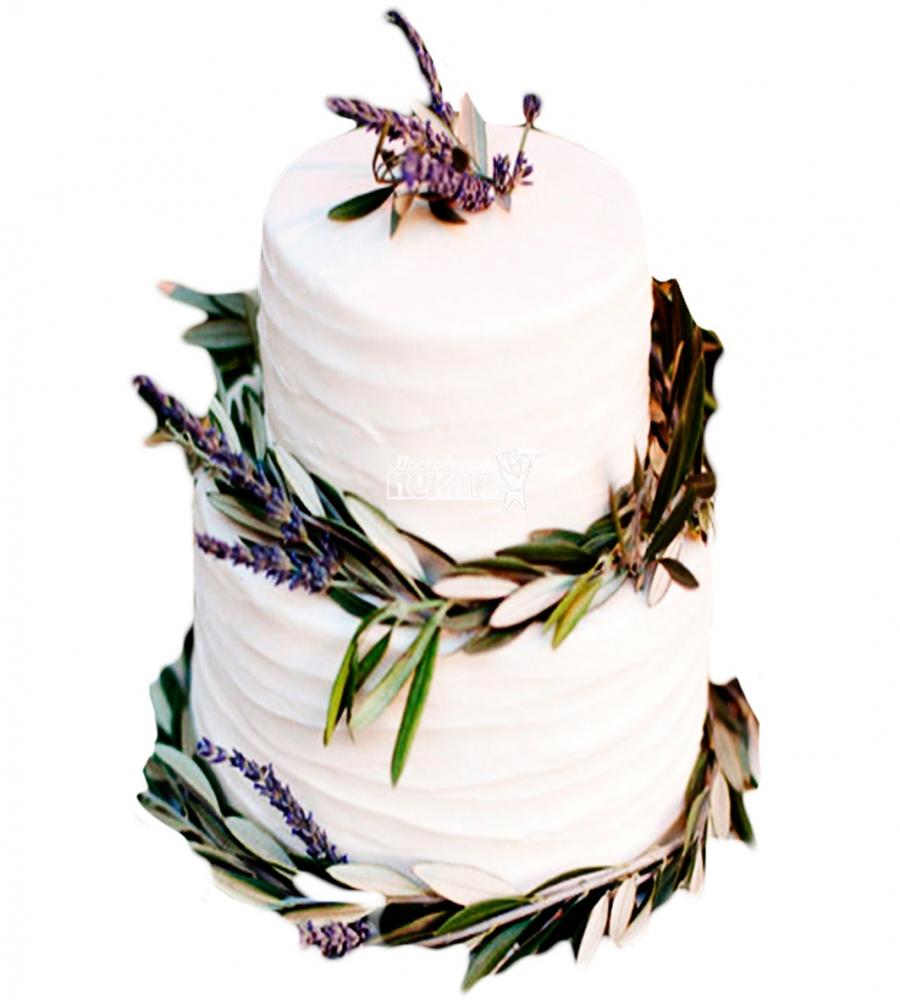 №3837 Свадебный торт