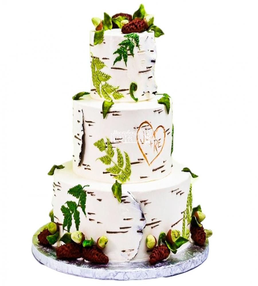 №3839 Свадебный торт