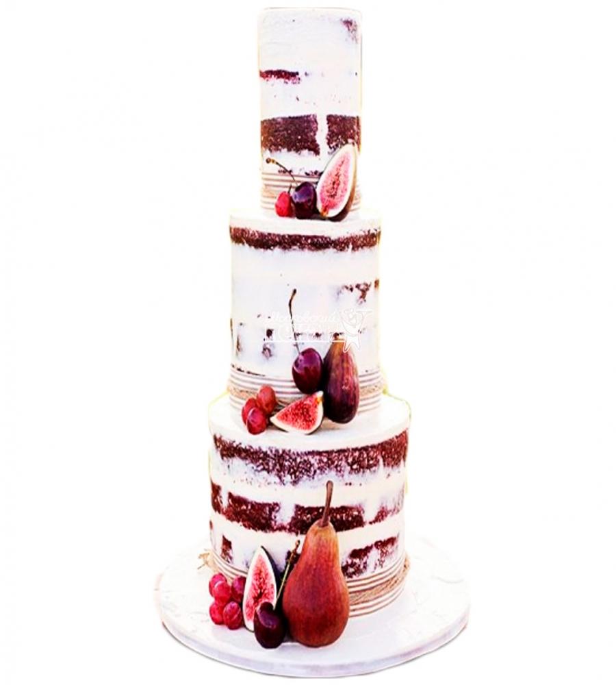 №3841 Свадебный торт