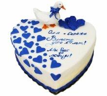№3854 Торт на годовщину