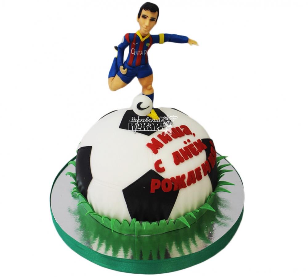 №3863 Торт футбол