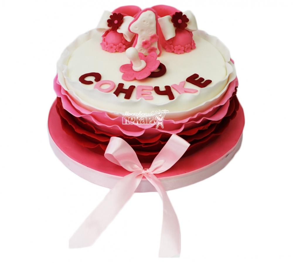 №3864 Торт на рождение