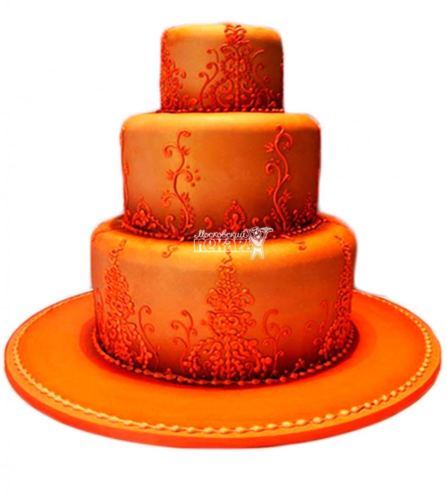 №3876 Свадебный торт