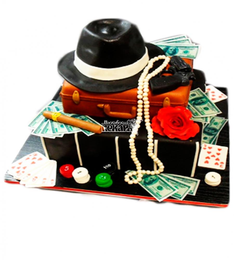 №3893 Свадебный торт чикаго
