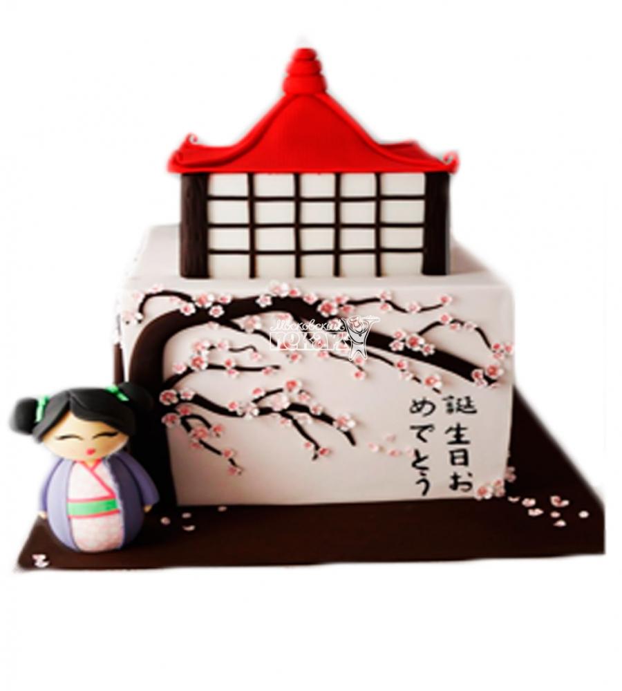 №3896 Торт азиатский
