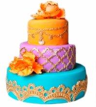 №3897 Свадебный торт