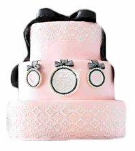 №3902 Свадебный торт