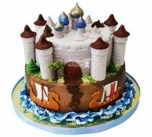 №3920 Торт замок