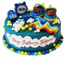 №3923 Торт на рождение
