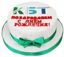 """№3929 Торт для """"КБТ"""""""