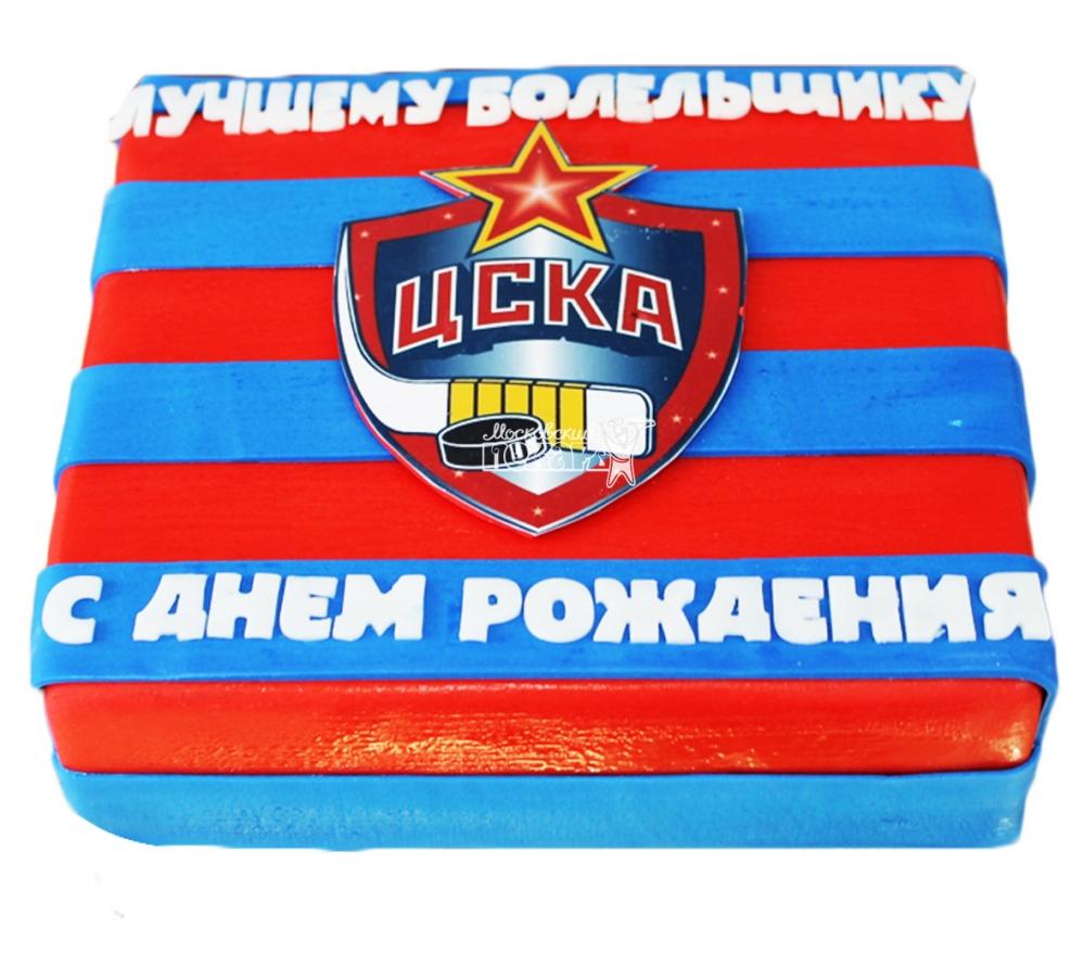№3940 Торт ЦСКА