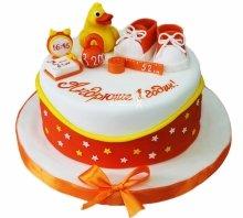 №3941 Торт на 1 годик
