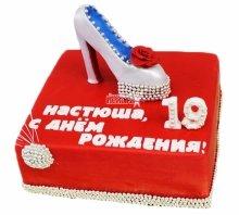 №3947 Торт туфля
