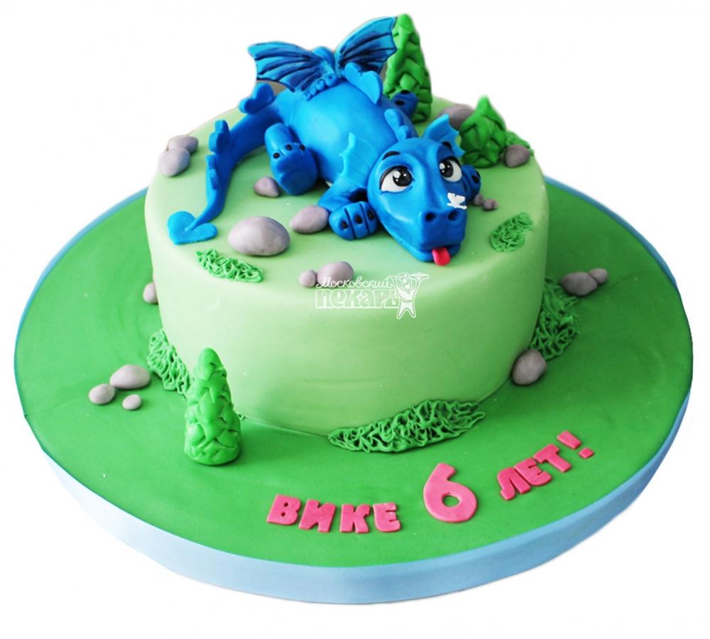 №3948 Торт Динозаврик