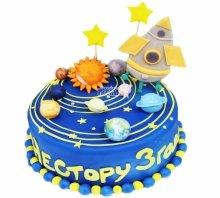 №3954 Торт космос