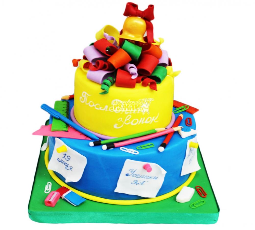 №3969 Торт на выпускной
