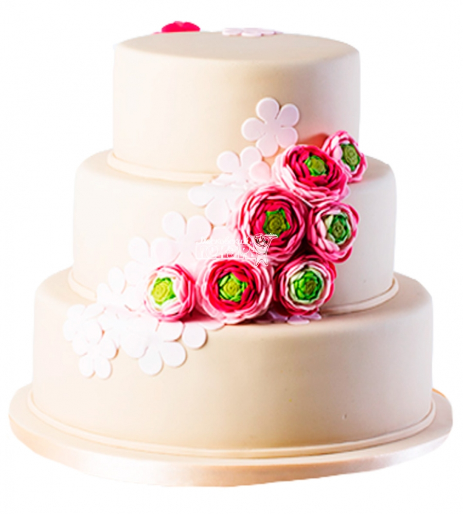 №3976 Свадебный торт