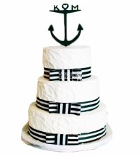 №3988 Свадебный торт морской