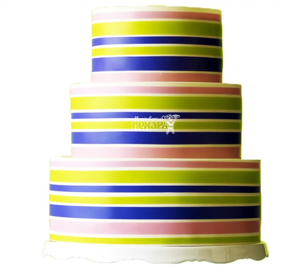 №3995 Свадебный торт