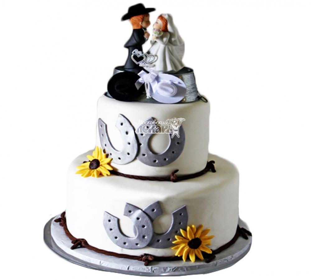 №3996 Свадебный торт
