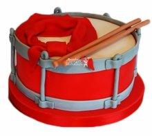 №3998 Торт барабан