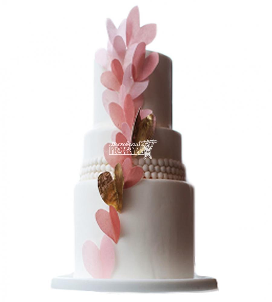 №4025 Свадебный торт