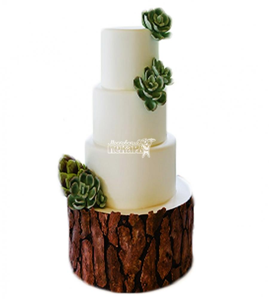 №4027 Свадебный торт