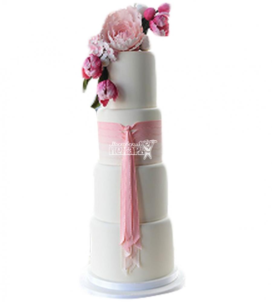 №4028 Свадебный торт