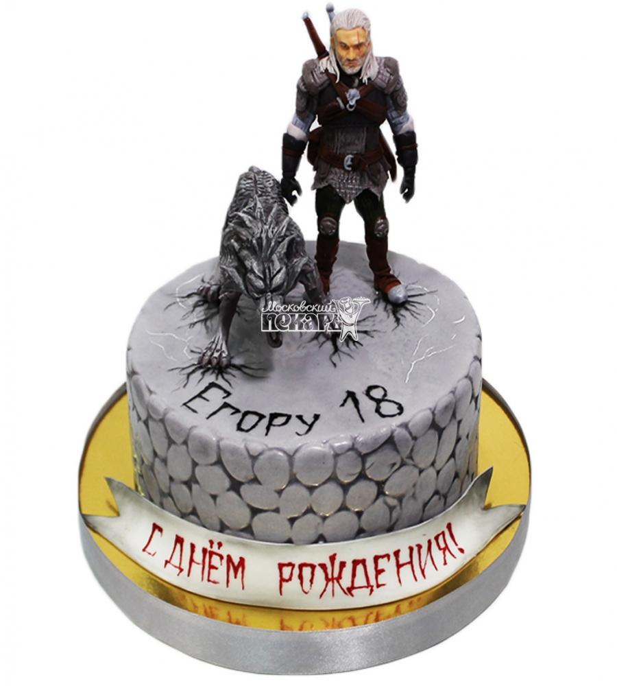 №4038 Торт Ведьмак