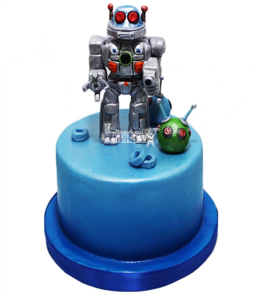 №4040 Торт робот