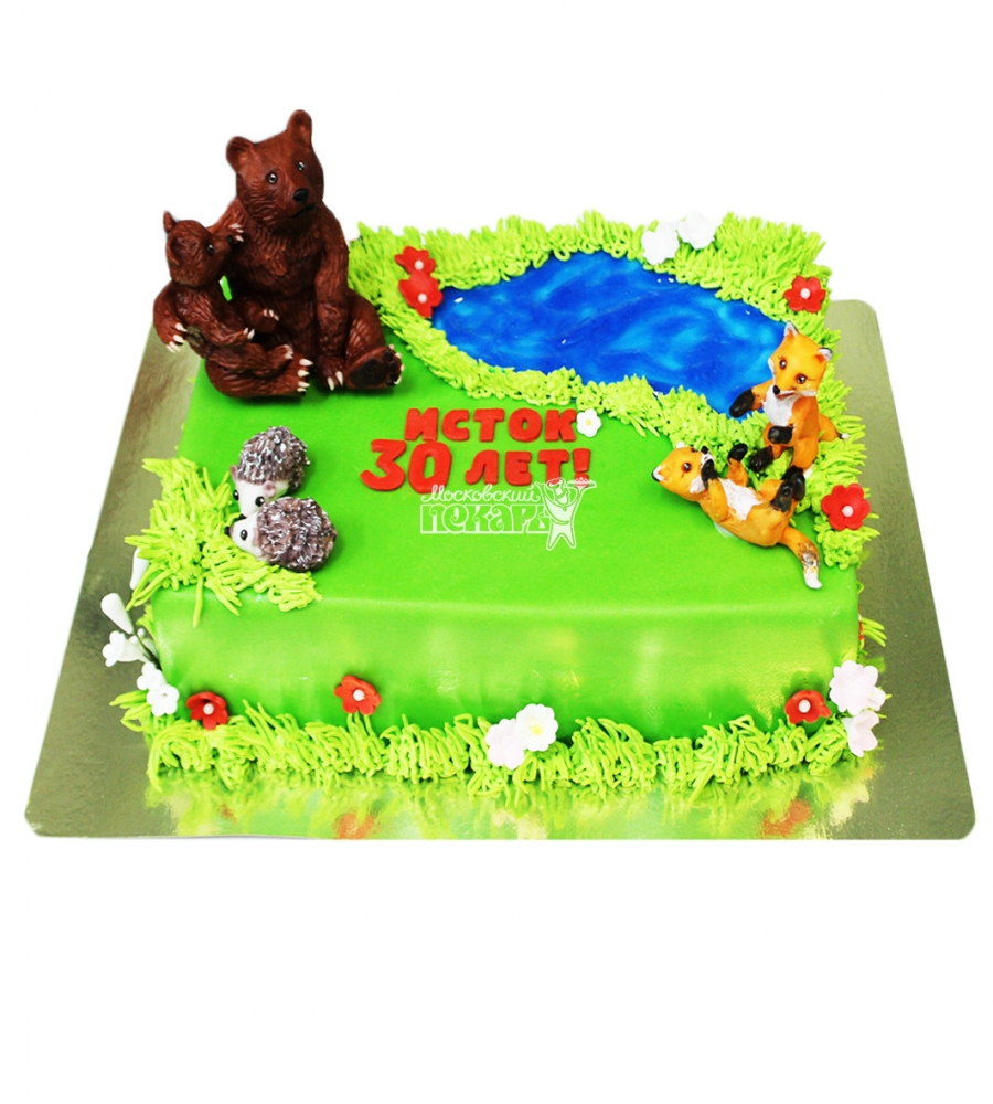 №4047 Торт на день рождения
