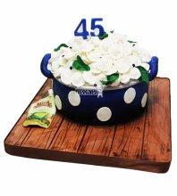 №4048 Торт пельмени