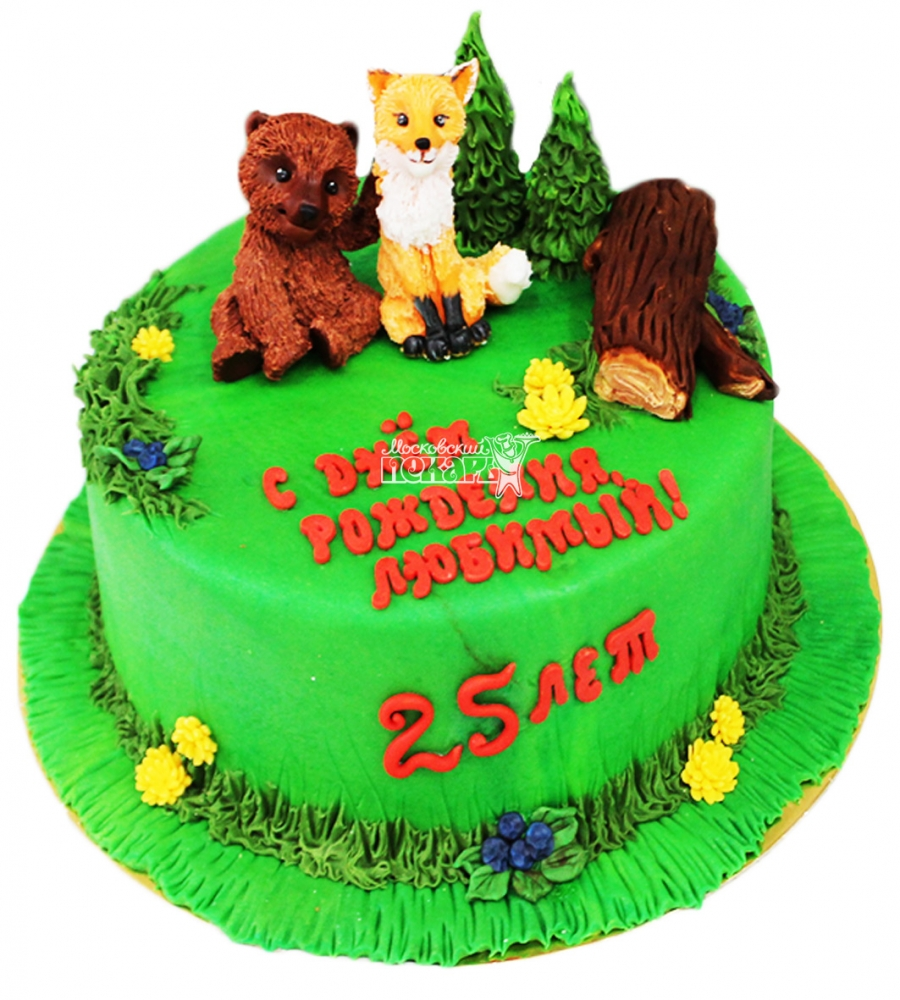 №4051 Торт на день рождения