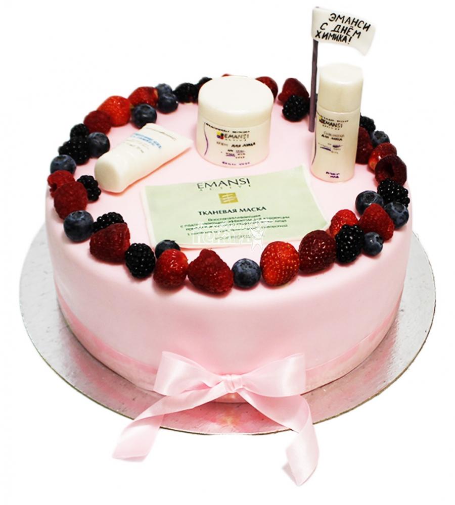 №4055 Корпоративный торт для