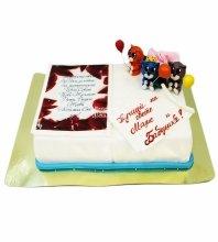 №4063 Торт для мамы и бабушки