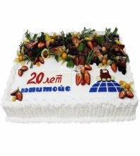№4069 Корпоративный торт