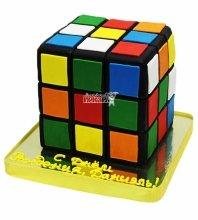 №4079 Торт кубик