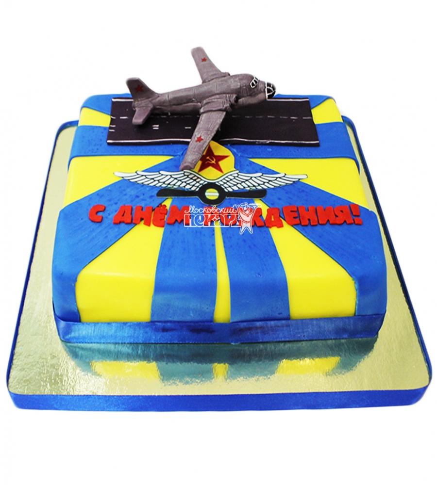 №4083 Торт самолет