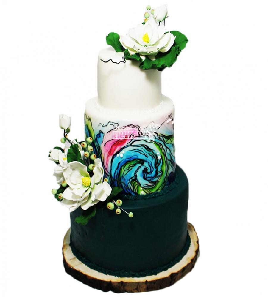 №4088 Свадебный торт