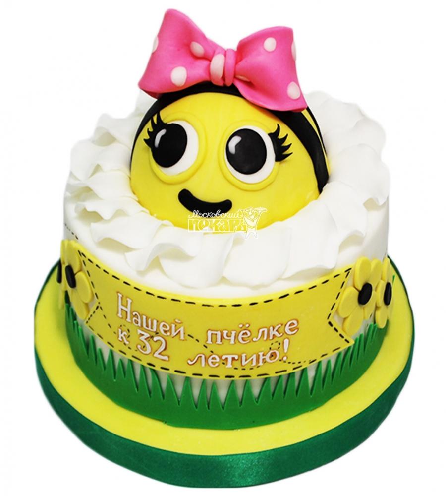 №4103 Торт Пчелка