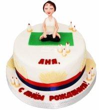 №4107 Торт йога