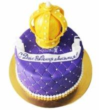 №4113 Торт с короной