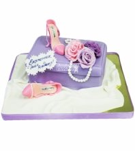 №4115 Торт туфли