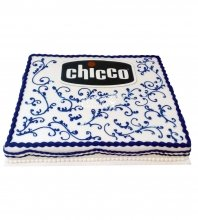 "№4116 Корпоративный торт для ""CHICCO"""
