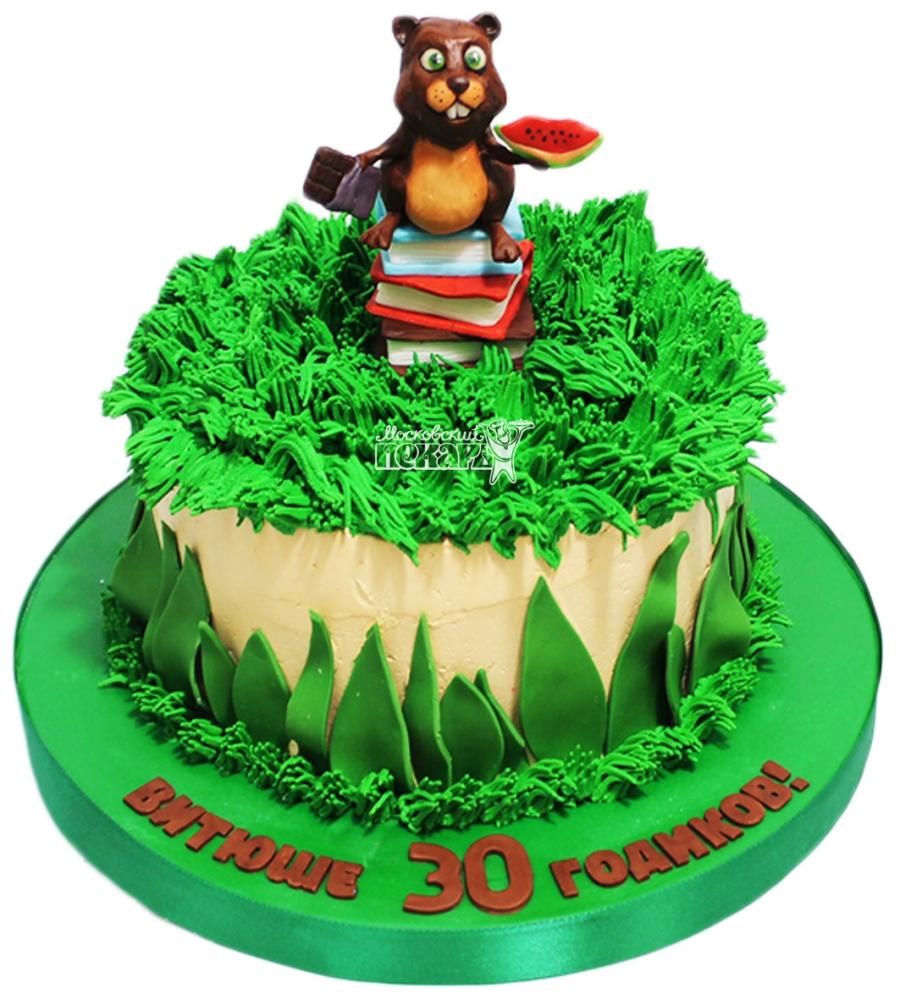 №4128 Торт на день рождения