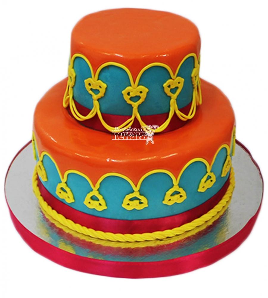 №4129 Свадебный торт