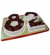 №4133 Торт на годовщину